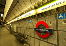 Les métros londoniens ouvrent la nuit
