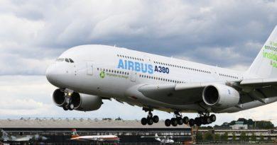 Airbus: Fin de parcours pour l'A380