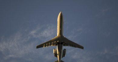 Boeing en vol