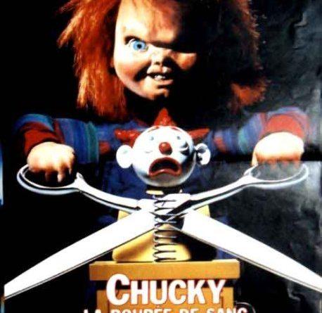 Affiche du film Chucky la poupée