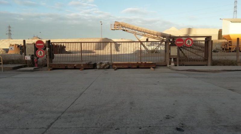 Des installations de l''usine d'Ascoval