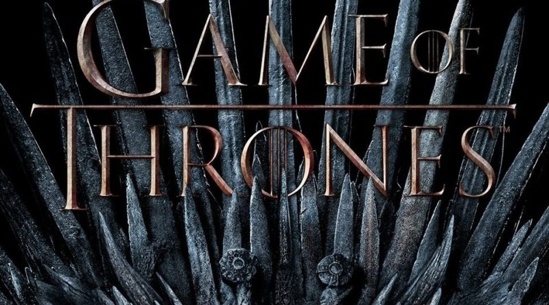Affiche officielle de Game of Thrones