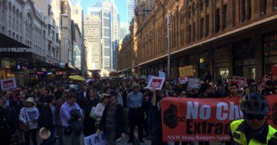 Hong Kong : Nouvelle manifestation pour le retrait d'un projet de loi controversé du gouvernement