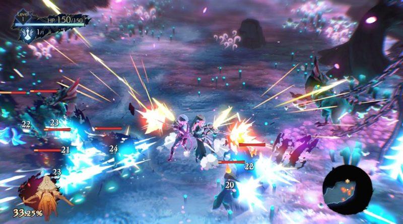 Une scène de Just Cause 4, un titre de Square Enix
