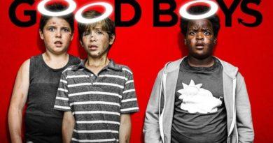 L'affiche officielle de Good Boy avec Max, Lucas et Thor