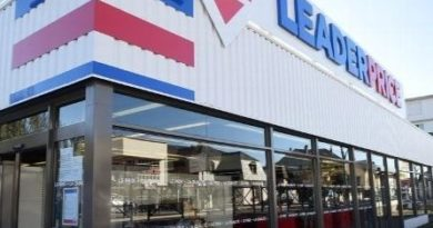 La façade d'un magasin Leader Price, detenu par le groupe Casino