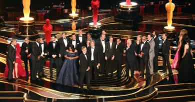 "L'équipe de ""Green Book"", Oscars du Meilleur film en 2019"