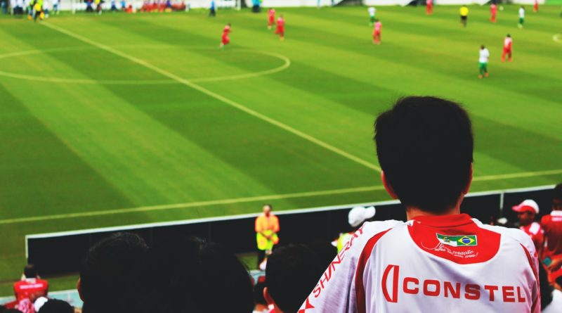 Une rencontre du championnat de football du Brésil, actuellement appelé Brasileirão Assaí.