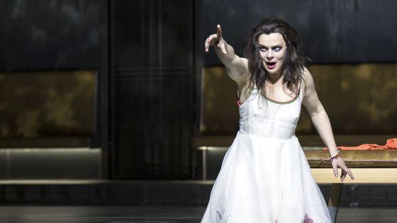 Elektra, l'opéra de Richard Strauss mis en scène par le Polonais Krzysztof Warlikowski. (Photo : Salzburger Festspiele)