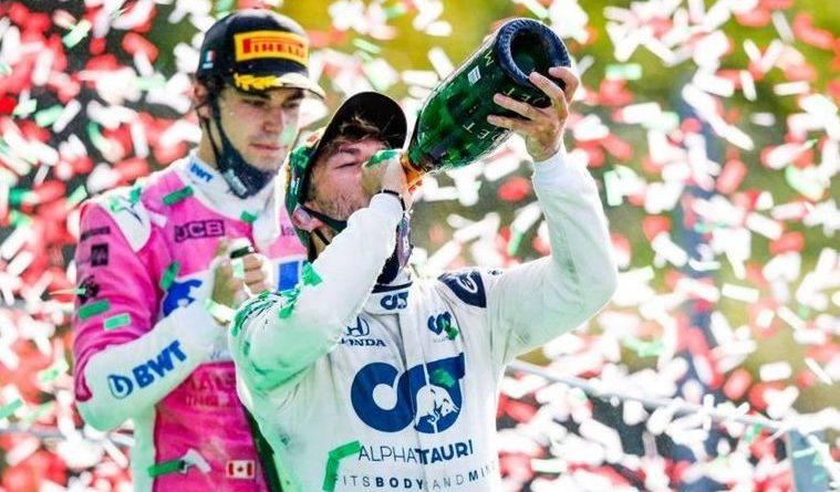 Pierre Gasly a remporté ce dimanche sa première victoire en Formule 1, au terme d'un Grand Prix d'Italie à rebondissements.