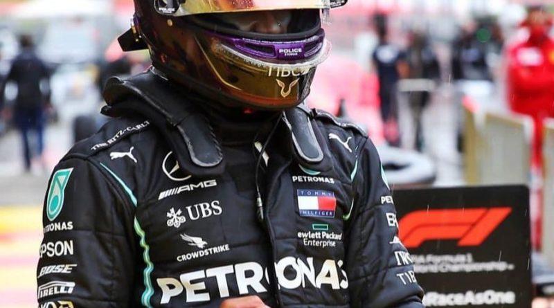 Lewis Hamilton, nouveau recordman de la Formule 1.