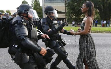 Le blues des policiers américains