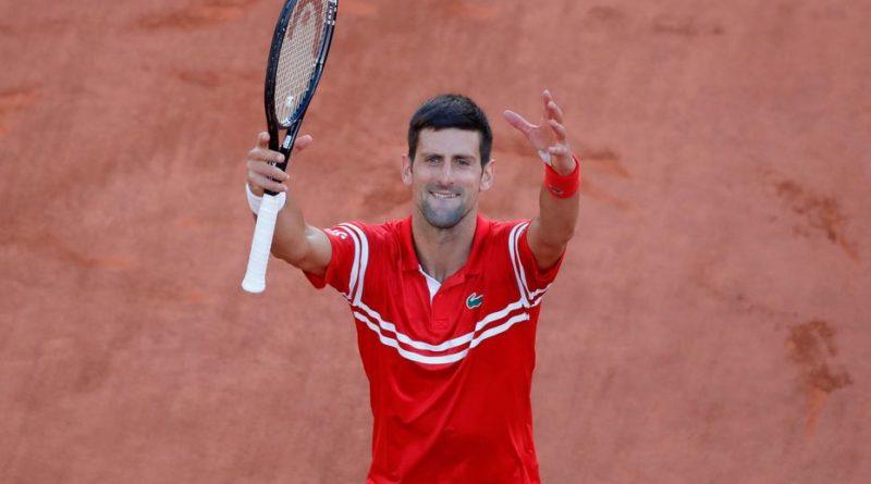 Tennis : la tornade Djokovic