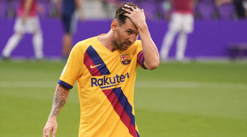 Le Barça face au casse-tête de la prolongation de Messi